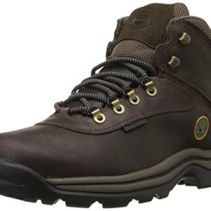 Timberland White Ledge Men's Waterproof Boot,Dark Brown