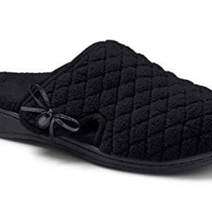 Vionic Women's Adilyn Slipper- Ladies Adjustable Slippers