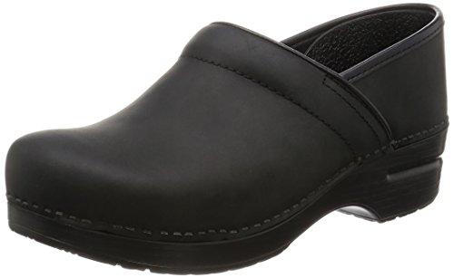 Dansko Professional Leather, Black Oiled