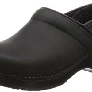 Dansko Professional Leather, Black Oiled