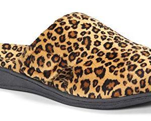 Vionic Women's Indulge Gemma Slipper - Ladies Adjustable Slippers