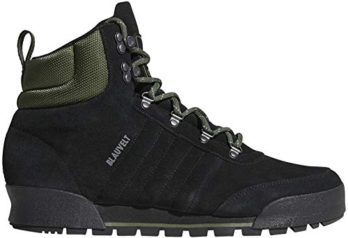 adidas Originals Men's Jake Boot 2.0 Running Shoe, Base Green/Black