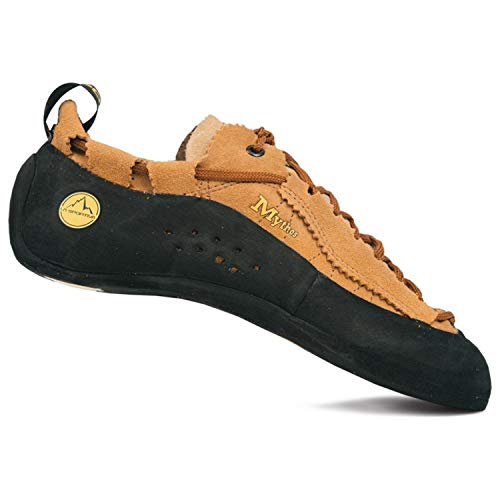 La Sportiva Men's Mythos Rock Climbing Shoes-Terra