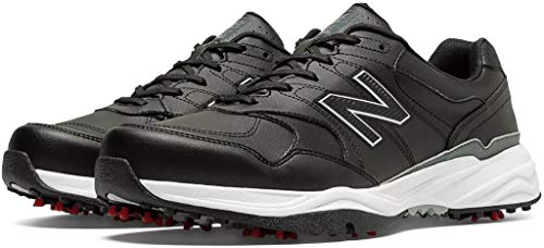 New Balance Mens Golf Shoe Black