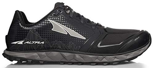 Altra Men's Superior 4 Trail Running Shoe, Black