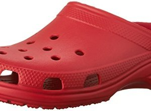 Crocs Classic Clog|Comfortable Slip On Casual Water Shoe, Pepper