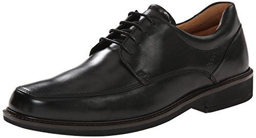 ECCO Men's Holton Apron Toe Oxford, Black