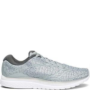 Saucony Men's Kinvara 10 Running Shoe, Fog Quakemustard, 9.5 M US