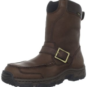 "Irish Setter Men's 802 Havoc Waterproof 10"" Upland Hunting Boot,Brown,12 D US"
