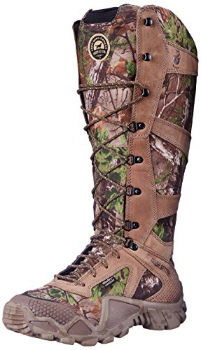 "Irish Setter Men's 2875 Vaprtrek Waterproof 17"" Hunting Boot, Realtree Xtra Green,10.5 D US"