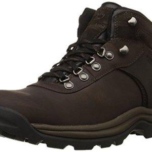 Timberland Men's Flume Boot,Dark Brown
