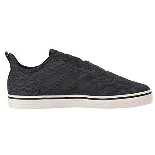 adidas Men's Defy, Carbon/Core Black/Chalk White