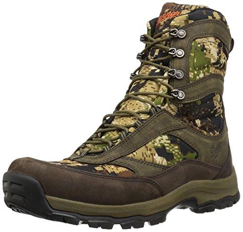 Danner Men's High Ground Hunting Shoes,Optimal Subalpine