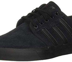 adidas Originals Men's Seeley Running Shoe Black