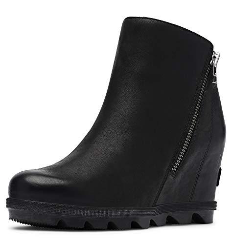 Sorel - Women's Joan of Arctic Wedge II Zip Ankle Boot