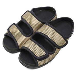 Woman Diabetic Shoes, Extra Wide Width Open Toe Sandals