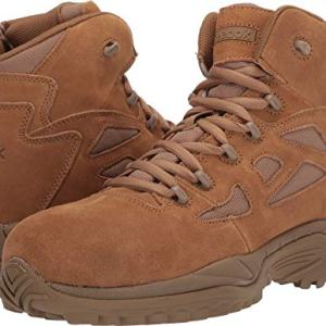 "Reebok Work Men's 6"" Rapid Response RB Coyote"