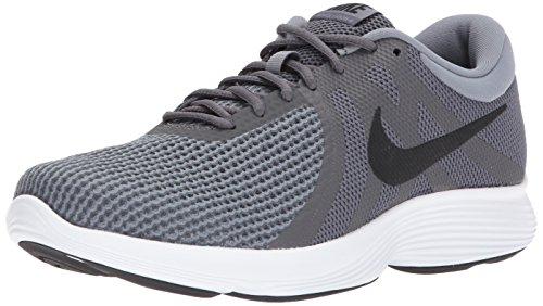 Nike Men's Revolution 4 Running Shoe, dark grey/black