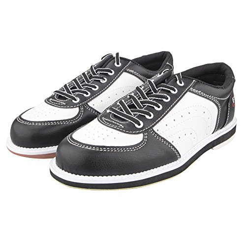 RAHATA Men's Classic Bowling Shoes White