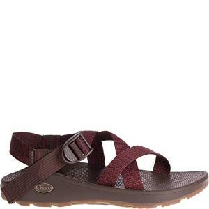 Chaco Men's Zcloud Sport Sandal, Knot Rust