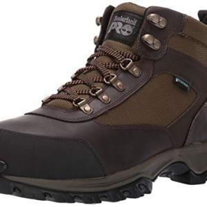 Timberland PRO Men's Keele Ridge Steel Toe Waterproof Industrial Boot
