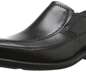 Rockport Men's Style Leader 2 Bike Slip-On Loafer,Black