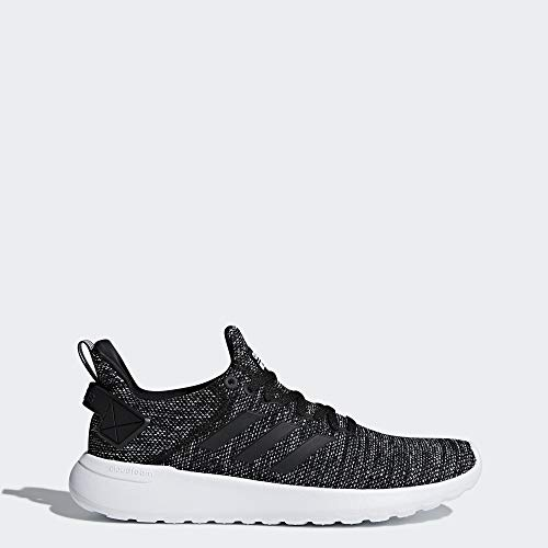 adidas Men's Lite Racer BYD Running Shoe, White/Black, 13 M US