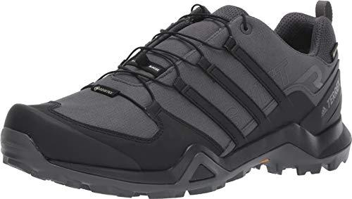 adidas outdoor Men's Terrex Swift R2 GTX Grey Six/Black/Grey