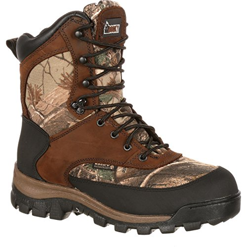 Rocky Men's 400g Insulated Boot,Real Tree AP