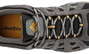 Columbia Men's Redmond Waterproof Hiking Shoe