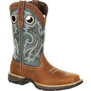 Durango Men's Rebel Pull-On Western Boot Mid Calf