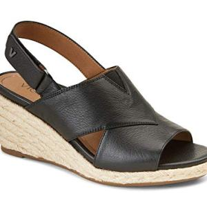 Vionic Women's Tulum Zamar Wedge Sandal - Ladies Sandals