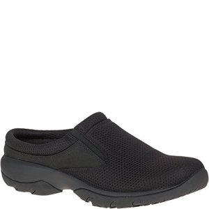 Merrell Men's Encore REXTON AC+ Clog, Black