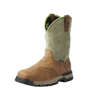 Ariat Work Men's Rebar Western H2O Composite Toe Work Boot