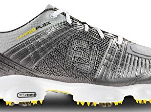 FootJoy Men's Hyperflex II-Previous Season Style Golf Shoes Silver