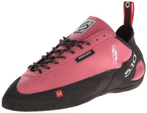 Five Ten Men's Anasazi Lace Climbing Shoe,The Pink