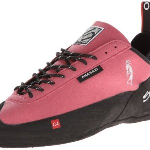 Five Ten Men's Anasazi Lace Climbing Shoe,The Pink
