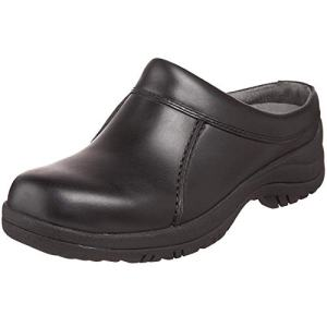 Dansko Wil, Black Smooth Leather, 43 (US Men's 9.5-10) Regular