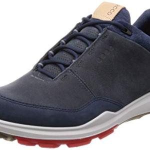 ECCO Men's Biom Hybrid 3 Gore-TEX Golf Shoe, Ombre Yak Nubuck
