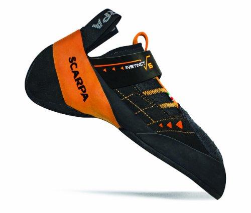 Scarpa Men's Instinct VS Climbing Shoe,Black