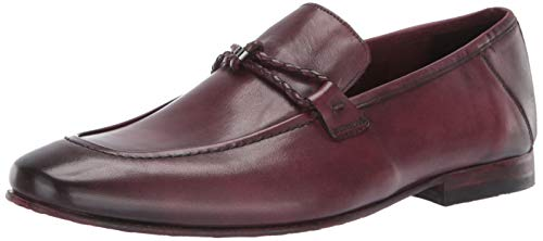 Ted Baker Men's Sorond Loafer, Dk Red