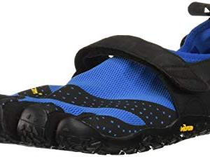 Vibram Men's V-Aqua Walking Shoe, Blue/Black