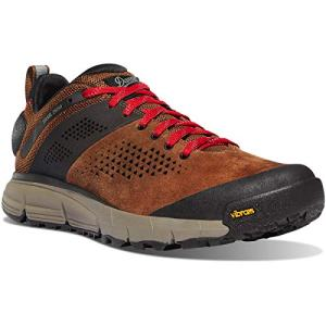 "Danner Men's Trail 3"" Hiking Shoe, Brown/Red"