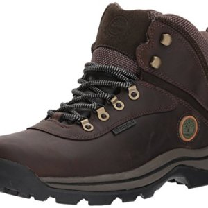 Timberland Men's White Ledge WP Mid Gaucho/Brown