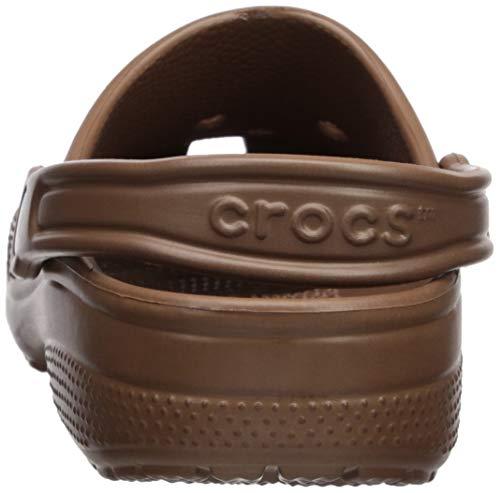 Crocs Classic Clog Comfortable Slip On Casual Water Shoe Crocs Classic Clog Comfortable Slip On Casual Water Shoe, Bronze, 7 M US Women / 5 M US Men.