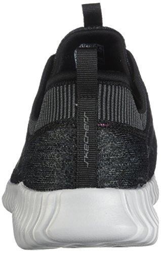 Skechers Elite Flex - Hartnell Black/Grey Mens Sneakers Skechers Elite Flex - Hartnell Black/Grey Mens Sneakers Size 9.5W.