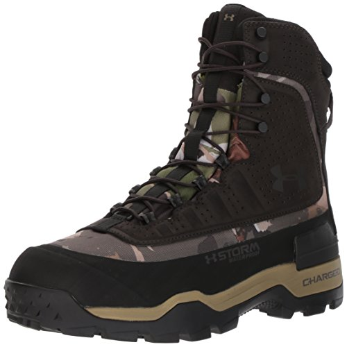 Under Armour Men's Browe 2.0 400G Ankle Boot, Ridge Reaper Camo Fo