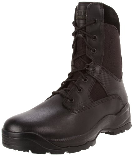 5.11 Men's ATAC 8In Boot-U, Black