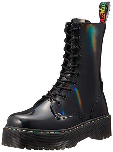 Dr. Martens Women's Jadon Eye Boots, Black Rainbow