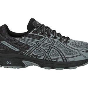 ASICS Gel-Venture 6 MX Men's Running Shoe, Stone Grey/Stone Grey